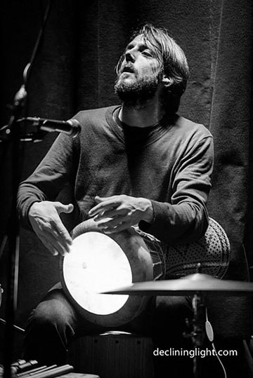 Philip Mayer - percussion